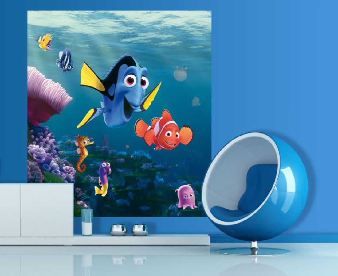 Finding Nemo Kids Disney Wall Mural By WallandMore Finding Nemo