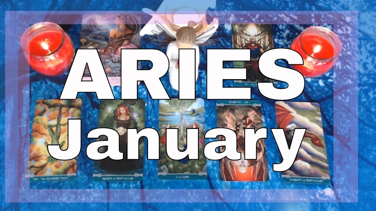 Aries tarot reading january 2020 where are you going