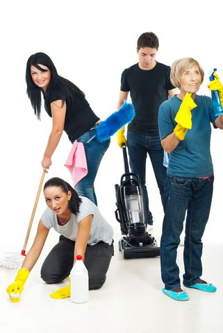 Professional green London cleaning services