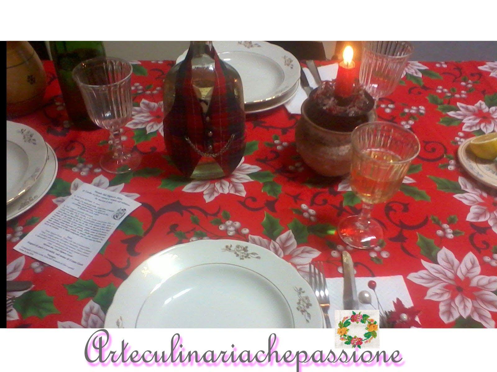 Arte culinaria che passione @ Passion for cooking:    E' Natale anche in tavola @ And 'Christmas i...