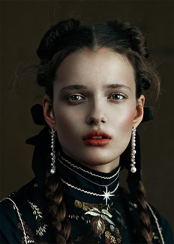 Alice Tubilewicz by Kiki Xue for Vogue Gioiello, March 2015 2
