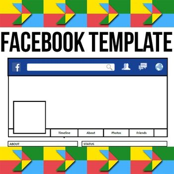 facebook social media bundle | facebook profile, students and, Powerpoint templates