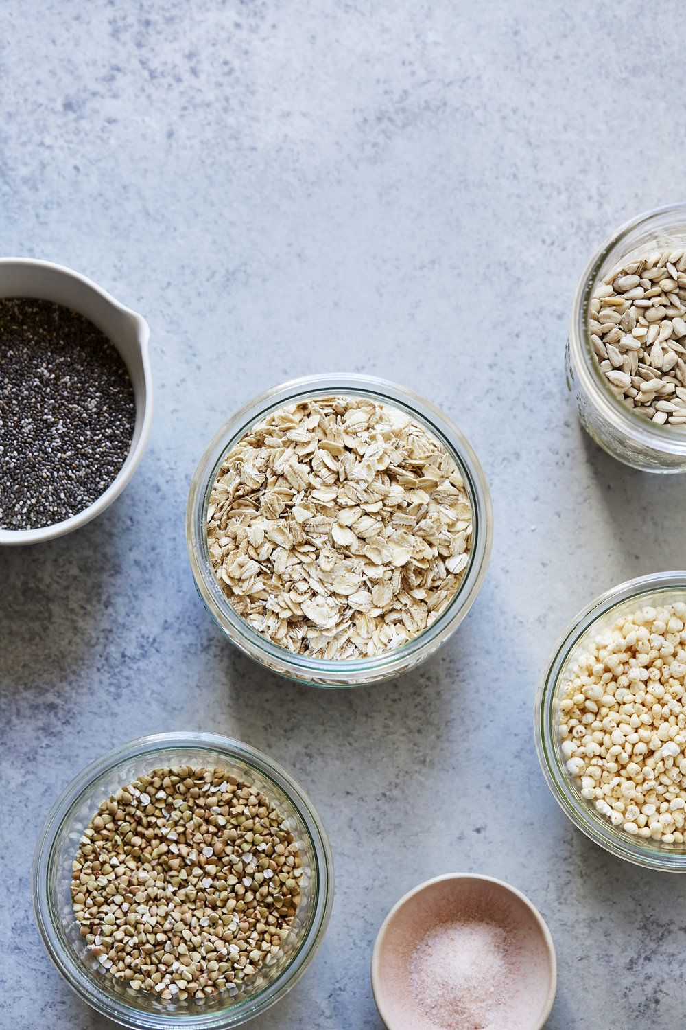 WHOLE GRAIN MILLET & BUCKWHEAT GRANOLA — SK Buckwheat