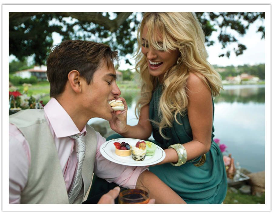 Delicious gourmet bites! Luxe summertime picnic. Event style, design and coordination by Alchemy Fine Events