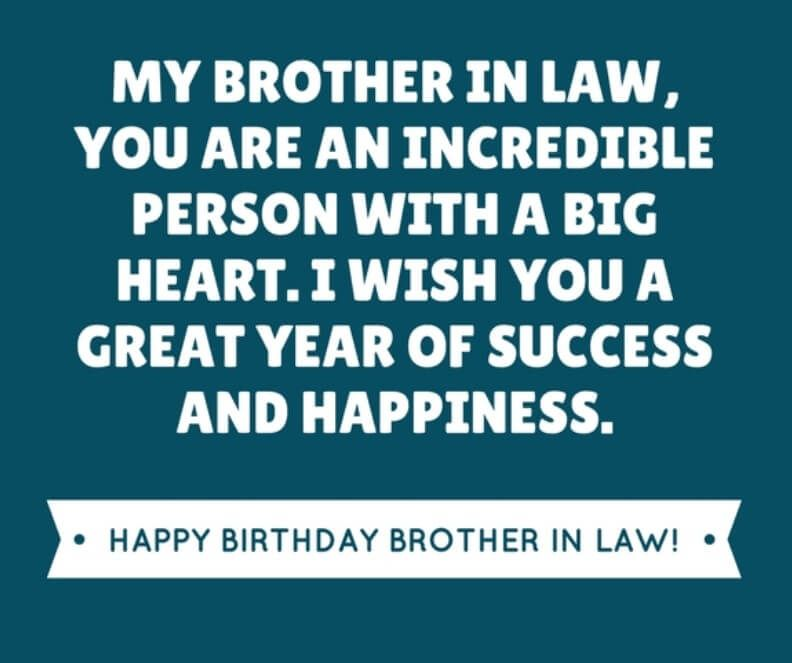 50 Happy Birthday Quotes For Husbands Brother Birthday Wishes