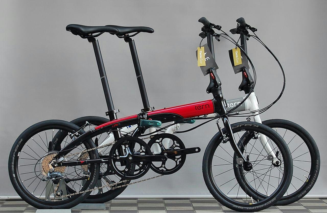 Ide Oleh Deyna Kharismawan Pada Tern Folding Bike