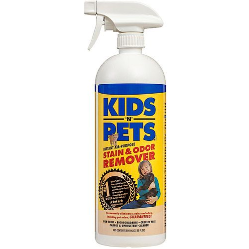 Kids N Pets Instant All Purpose Stain And Odor Remover