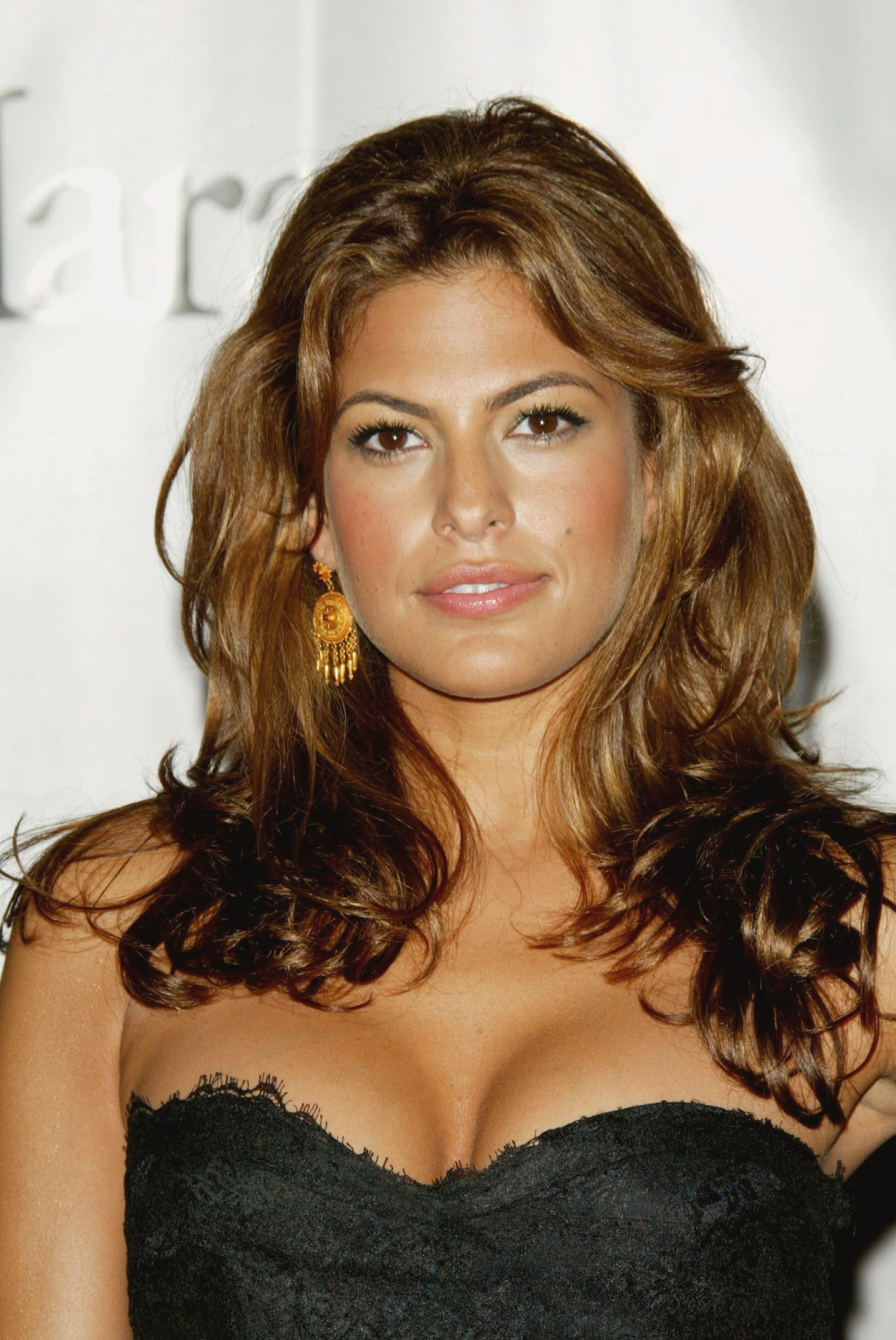 Eva Mendes Wallpapers Hd Download Hair Styles Eva Mendes Thick Hair Styles