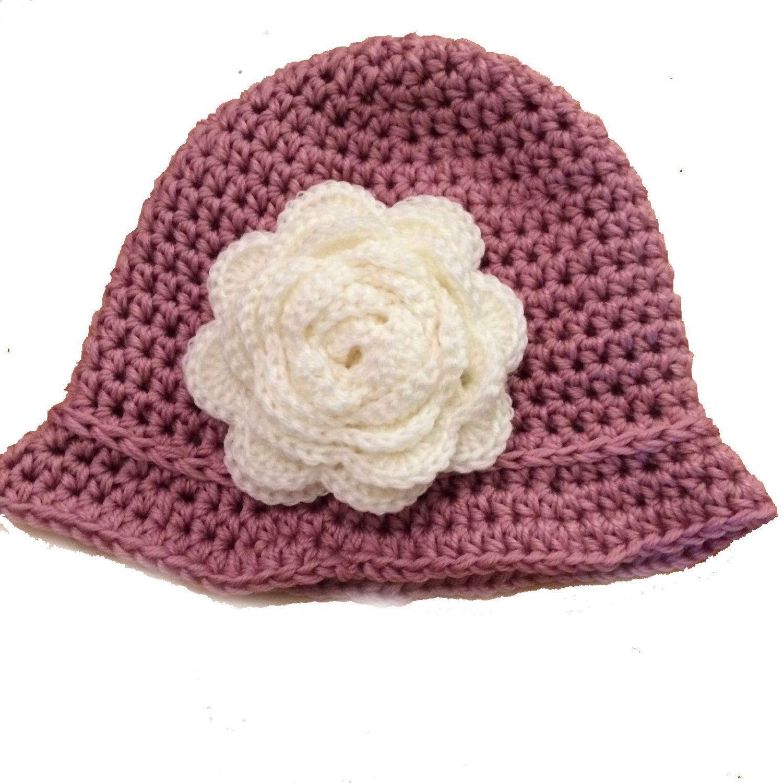 Handmade 1920s' hat by pmuzHandmade on Etsy