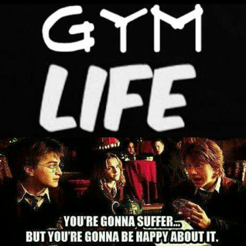 Gym Meme Harry Potter Gym Memes Funny Gym Memes Workout Humor