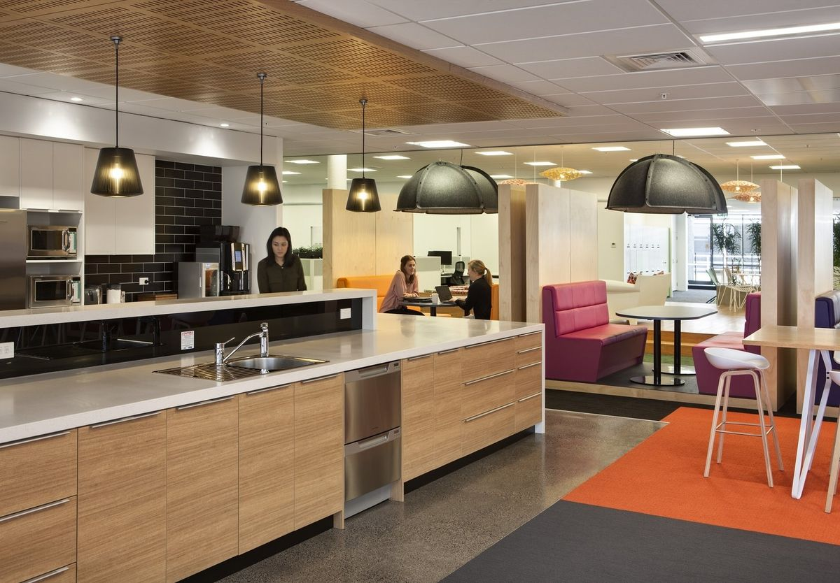 Office Tour: Entertainment Company Offices