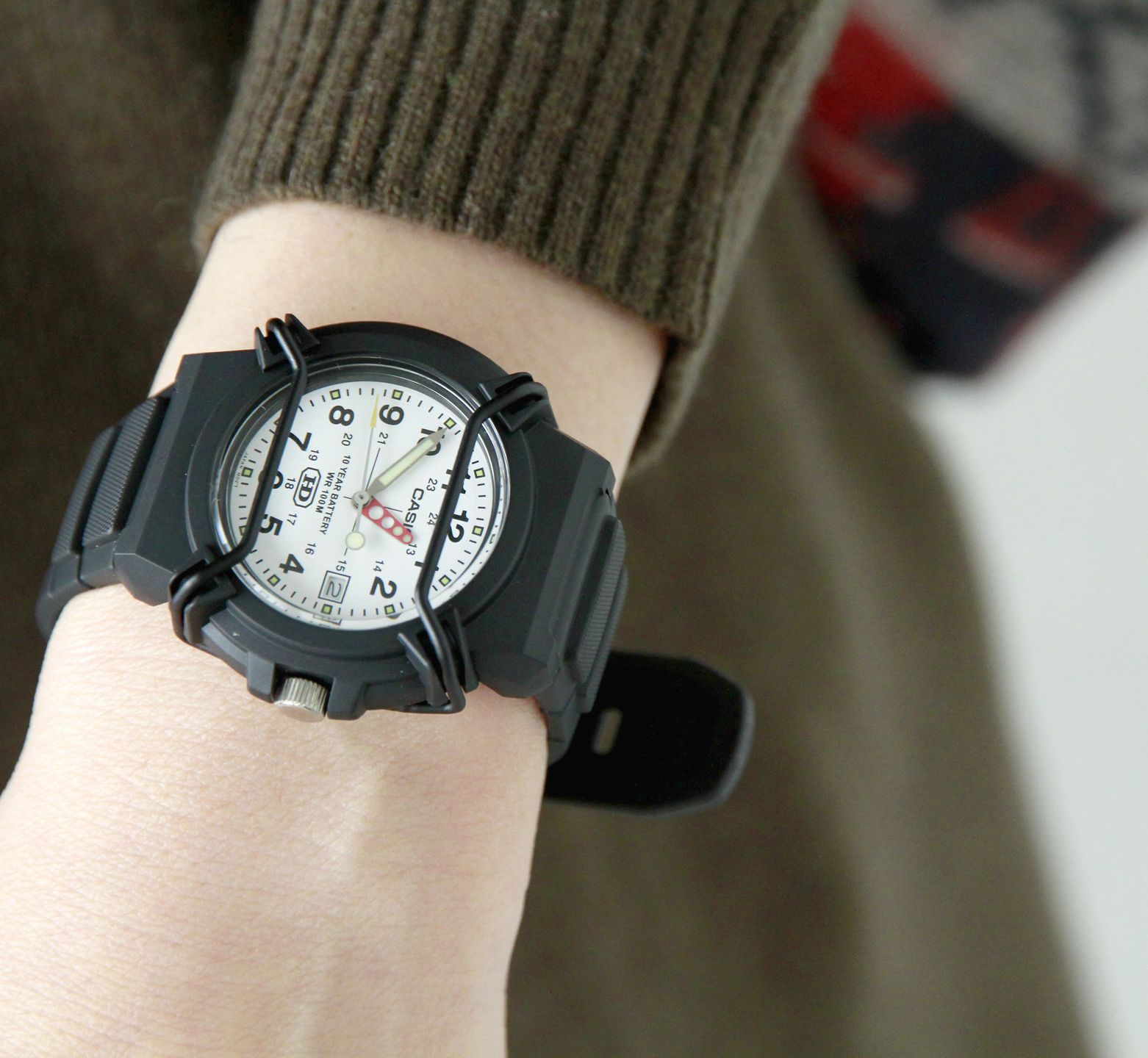 66d22d1bfd99d2 CASIO│アナログウォッチ hda-600b-sn | 好き | ウォッチ、アナログ、腕時計