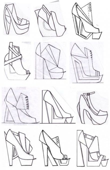 34+ Ideas Fashion Drawing Shoes Products #fashion #drawing