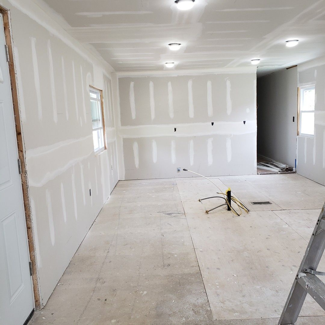 Drywall Joint Taping And Finishing With High Quality Service By Jll Painting Drywall Installation Drywall Contractors Drywall Finishing