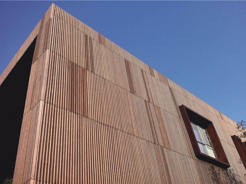 Other Bamboo Cladding Houses External Cladding