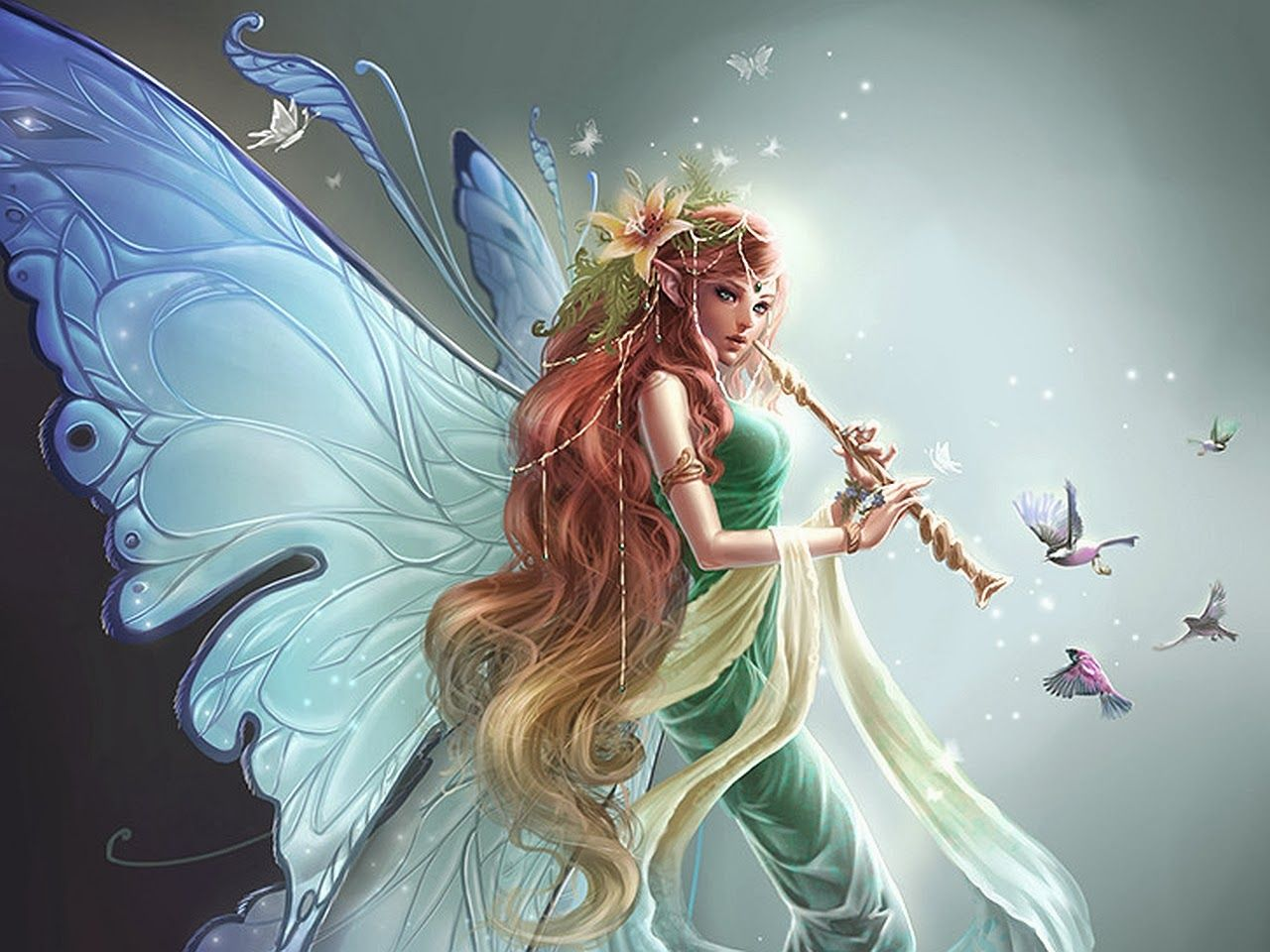 Beautiful Fantasy Fairy HD Wallpapers - Deep HD Wallpapers For You ...