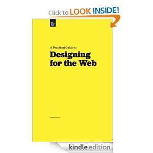 A Practical Guide To Designing For The Web Mark Boulton With Images Design Books Marks