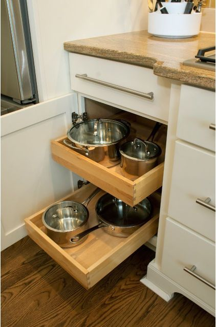 Kitchen Cabinet Fittings With Universal Design In Mind Kitchen