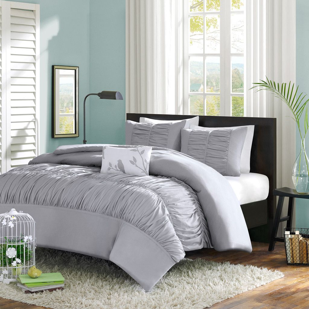 Mi-Zone Mirimar Duvet Cover Set & Reviews | Wayfair