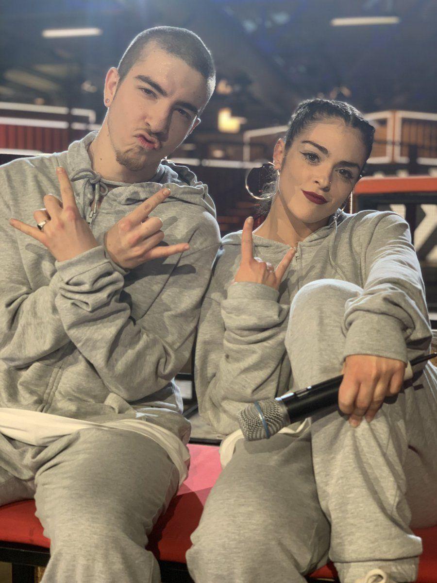 Pin En Fama A Bailar 2019