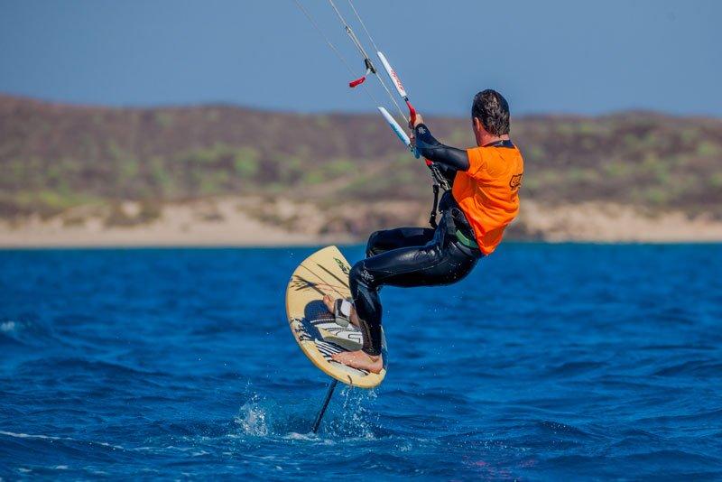 Hydro Foil Boarding | Line Up Fuerteventura