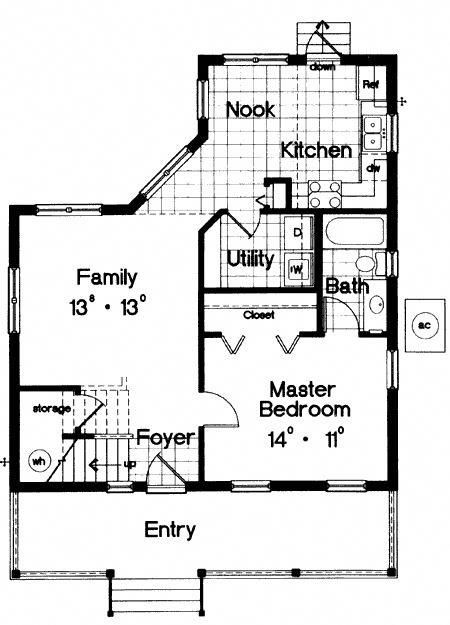 Cost effective cottage design hd st floor master suite cad available country pdf architectural designs romanticcottage also rh pinterest