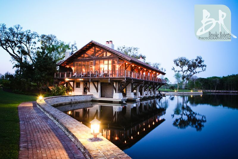 Frederica Boat House St Simons Island Georgia A Stunning Location For Wedding Ceremonies And