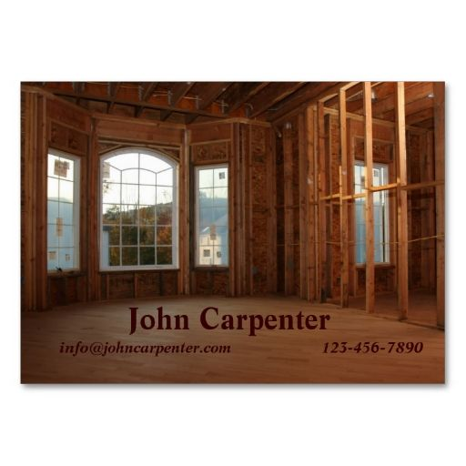 New home under construction business card template. This is a fully customizable business card and available on several paper types for your needs. You can upload your own image or use the image as is. Just click this template to get started!