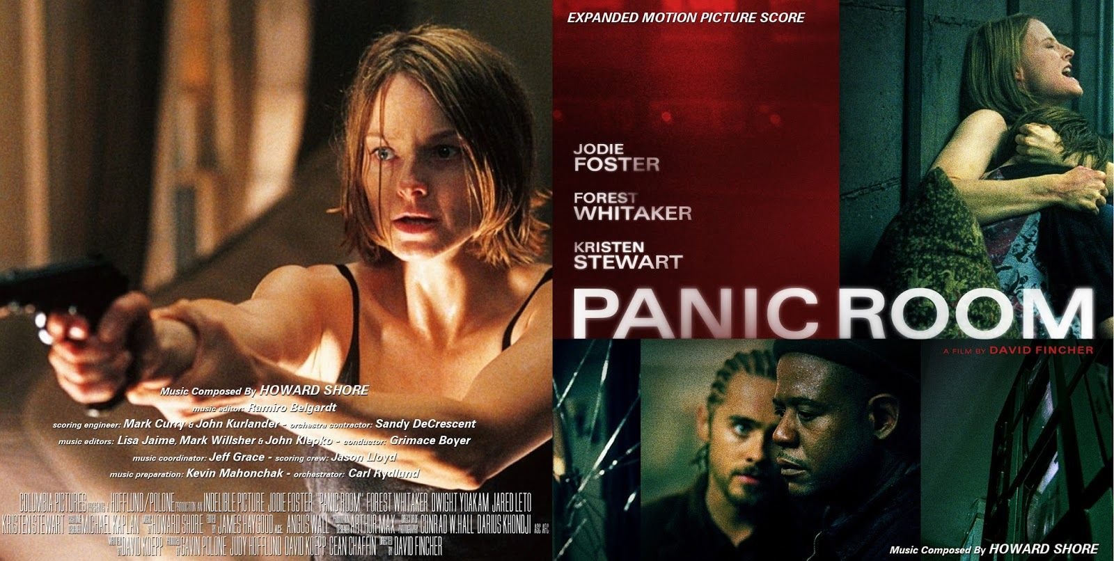 85 Panic Room Stars Madonna As Sarah Altman Anne Conway As Meg Altman And Forest Whitaker As Burnham The Orig Forest Whitaker Jodie Foster Panic Rooms