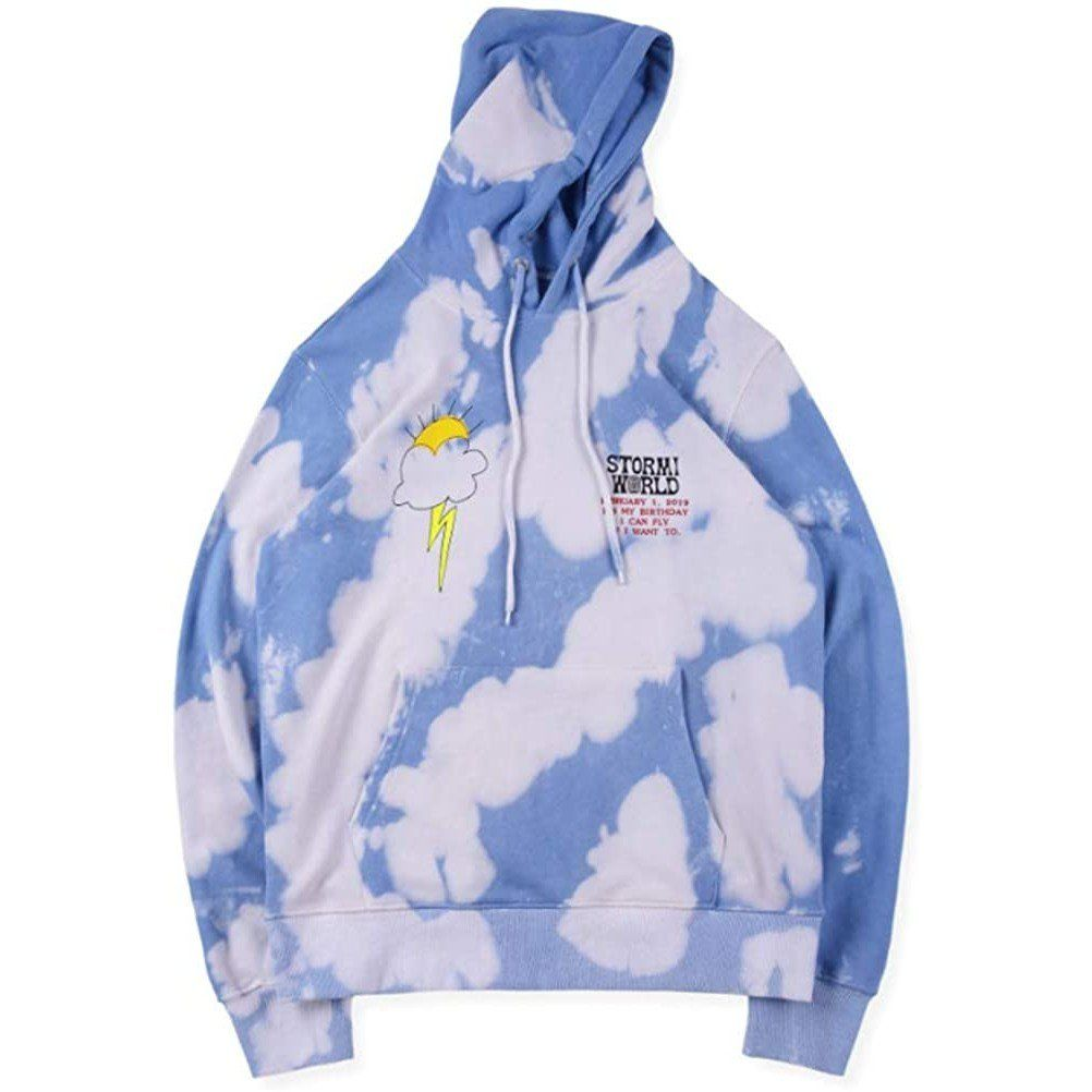 Buy Stormi World Hoodie Astroworld Merch Hoodies Travis Scott Tour Mens Outfits [ 1002 x 1002 Pixel ]