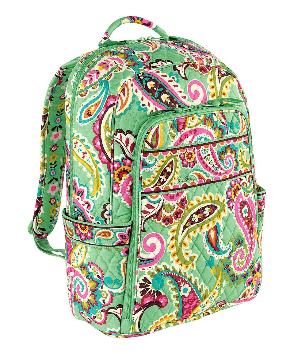 4d368e966f Another great find on  zulily! Tutti Frutti Laptop Backpack by Vera Bradley   zulilyfinds