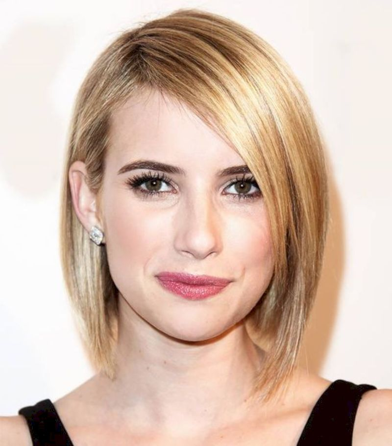 6 Best Women Haircut To Suit Your Face Shape Outfitside Com In 2020 Wavy Bob Hairstyles Wavy Bob Haircuts Messy Bob Hairstyles