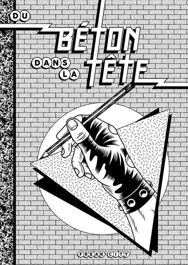 DU BETON DANS LA TETE x Book on Behance