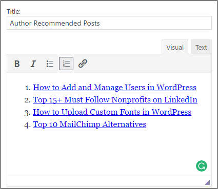popular posts widget wordpress