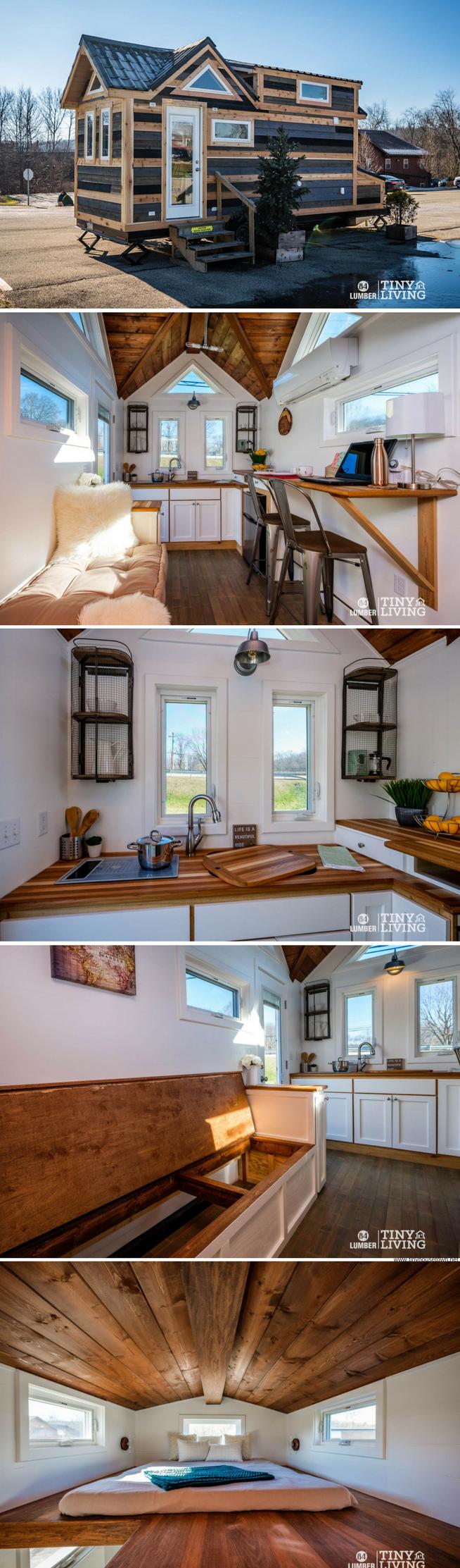mag ich tiny houses minihaus haus auf r dern und. Black Bedroom Furniture Sets. Home Design Ideas