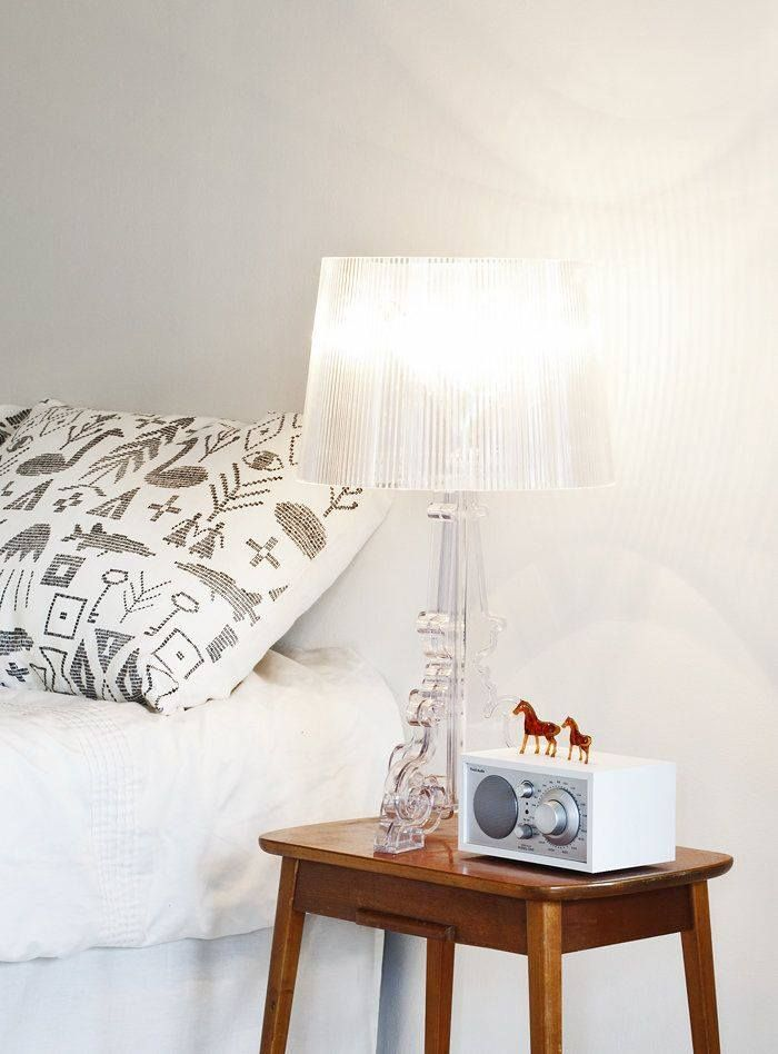 Lampe A Poser Bourgie Cristal De Kartell Bedrooms And Interiors