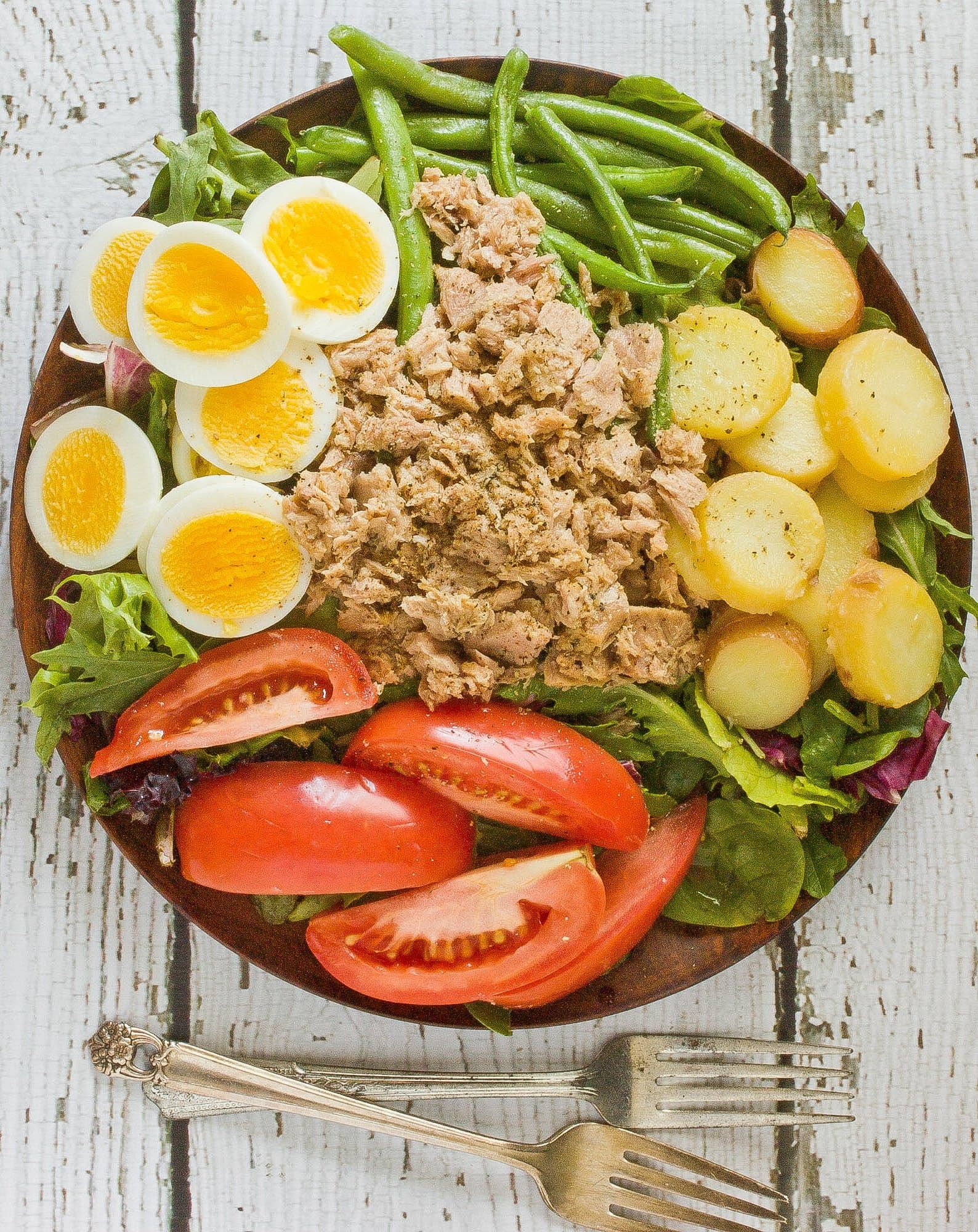 23 french inspired recipes that you can pack for a picnic nicoise 23 french inspired recipes that you can pack for a picnic forumfinder Gallery