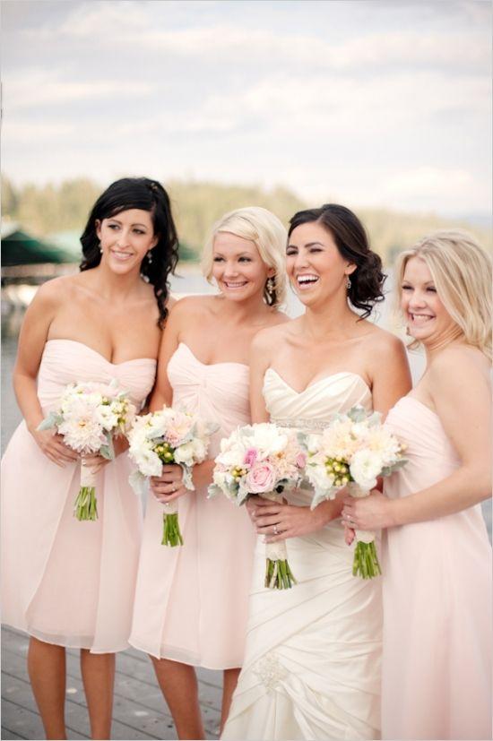 1000  images about bridesmaid dresses on Pinterest  Bouquets ...