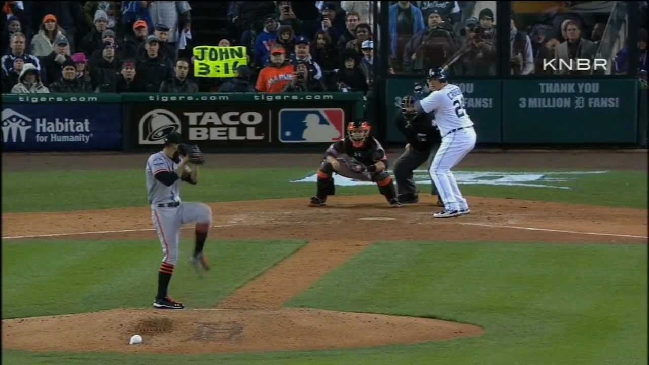 San Francisco Giants Win the 2012 World Series! Mike
