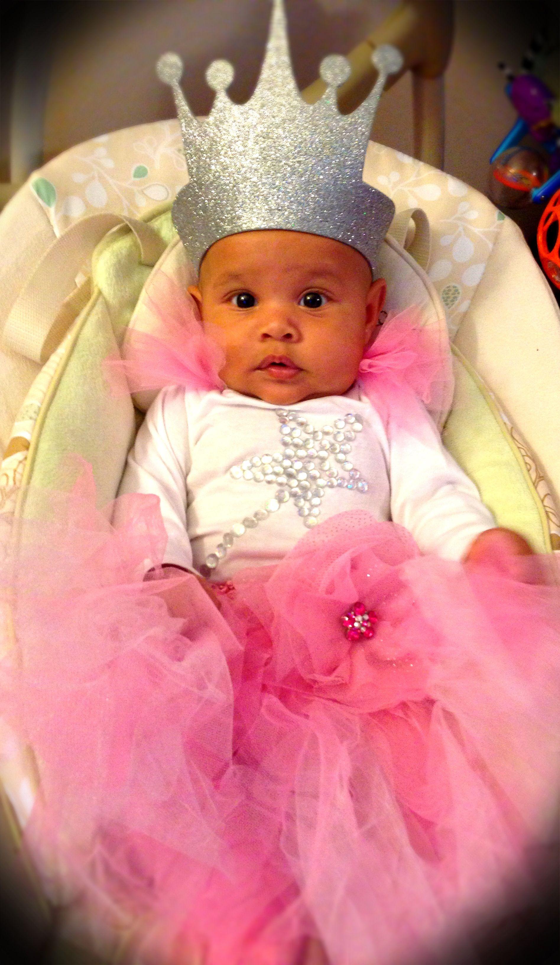 Homemade Glinda the Good Witch costume <3 | Leilani <3 | Pinterest ...
