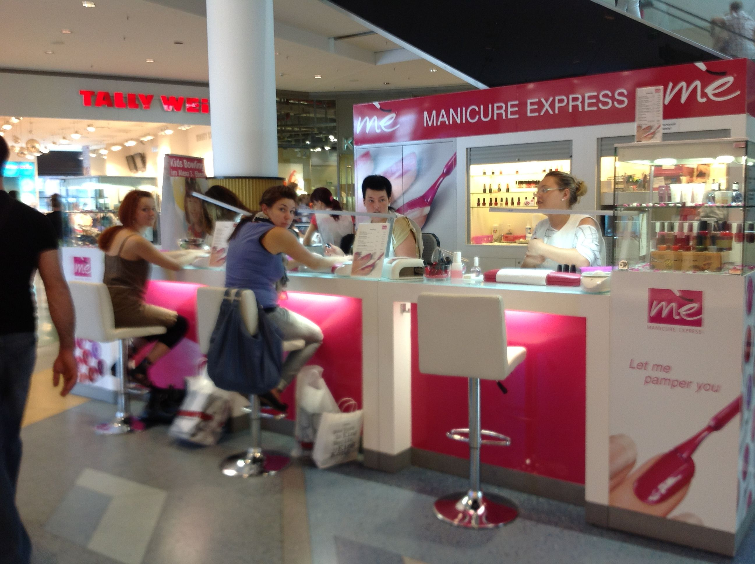 Nail Mall Spa Skin Care Prices