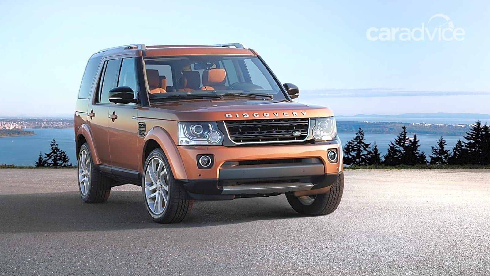2016 Land Rover Discovery Landmark, Graphite models join local rangePinterest
