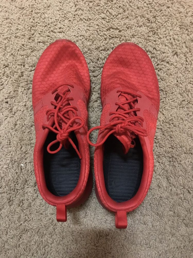 Mens 12 Nike Roshe One 511881-666 Varsity Red Triple Red ROSHERUN Shoes  Running  fashion  clothing  shoes  accessories  mensshoes  athleticshoes  (ebay link) 7f31abd0079a