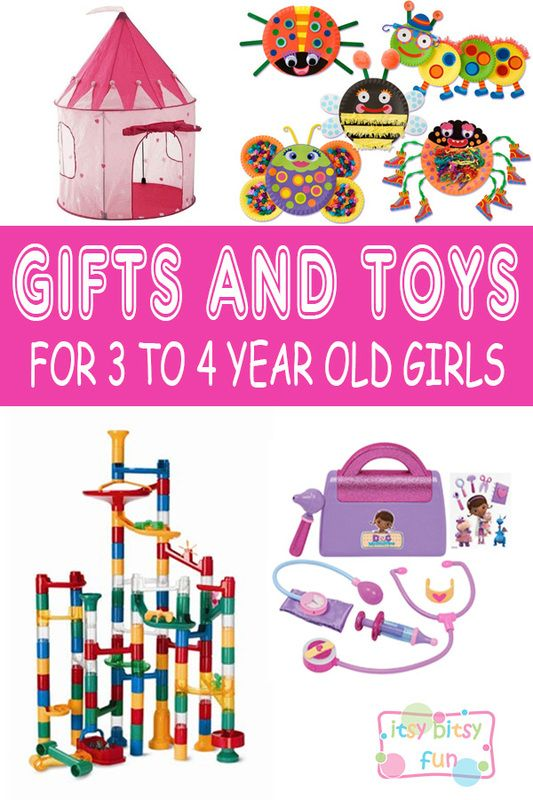 Best Gifts For 3 Year Old Girls In 2017