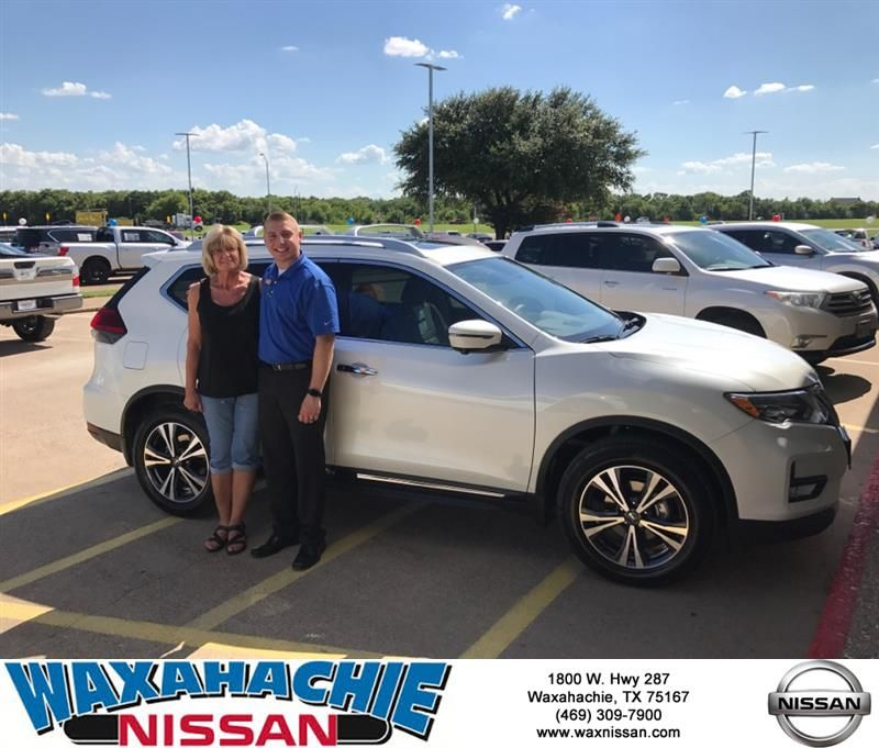 Waxahachie Nissan Customer Review Tyler is a wonderful and