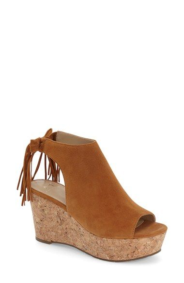 e54e3b45a3fd Marc Fisher LTD  Sueann  Platform Wedge Sandal (Women)