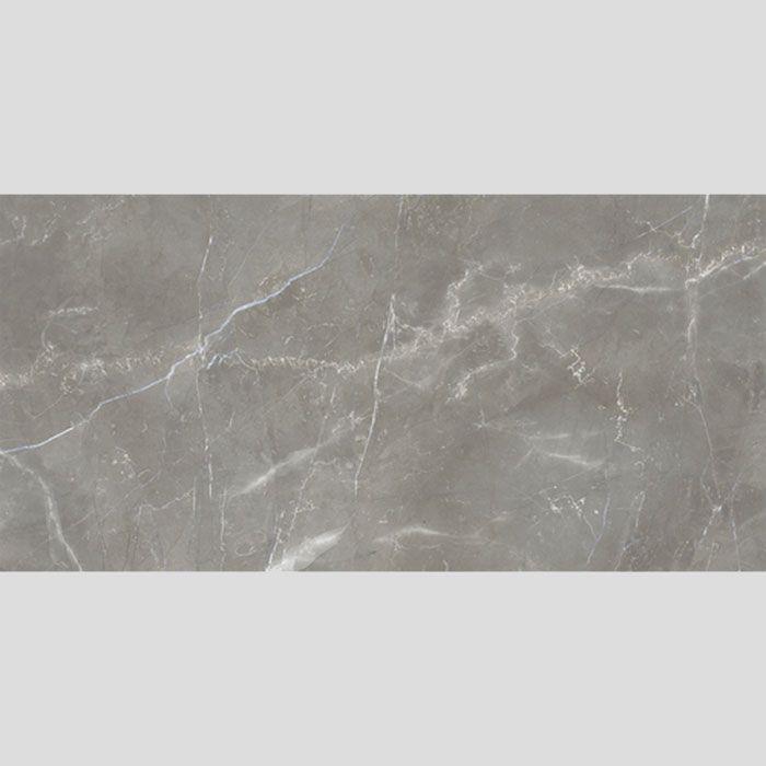 Only 25 M2 Marmy Grey Spanish Glazed Polished Porcelain Floor Tile