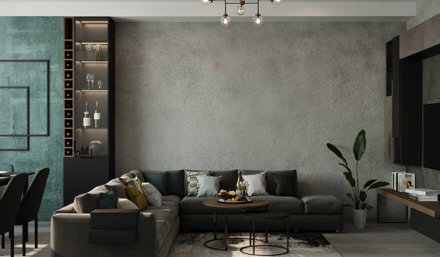 Yerevan Apartment Zenit Studio In 2020 Interior Architecture Design Interior Design Interior Architecture