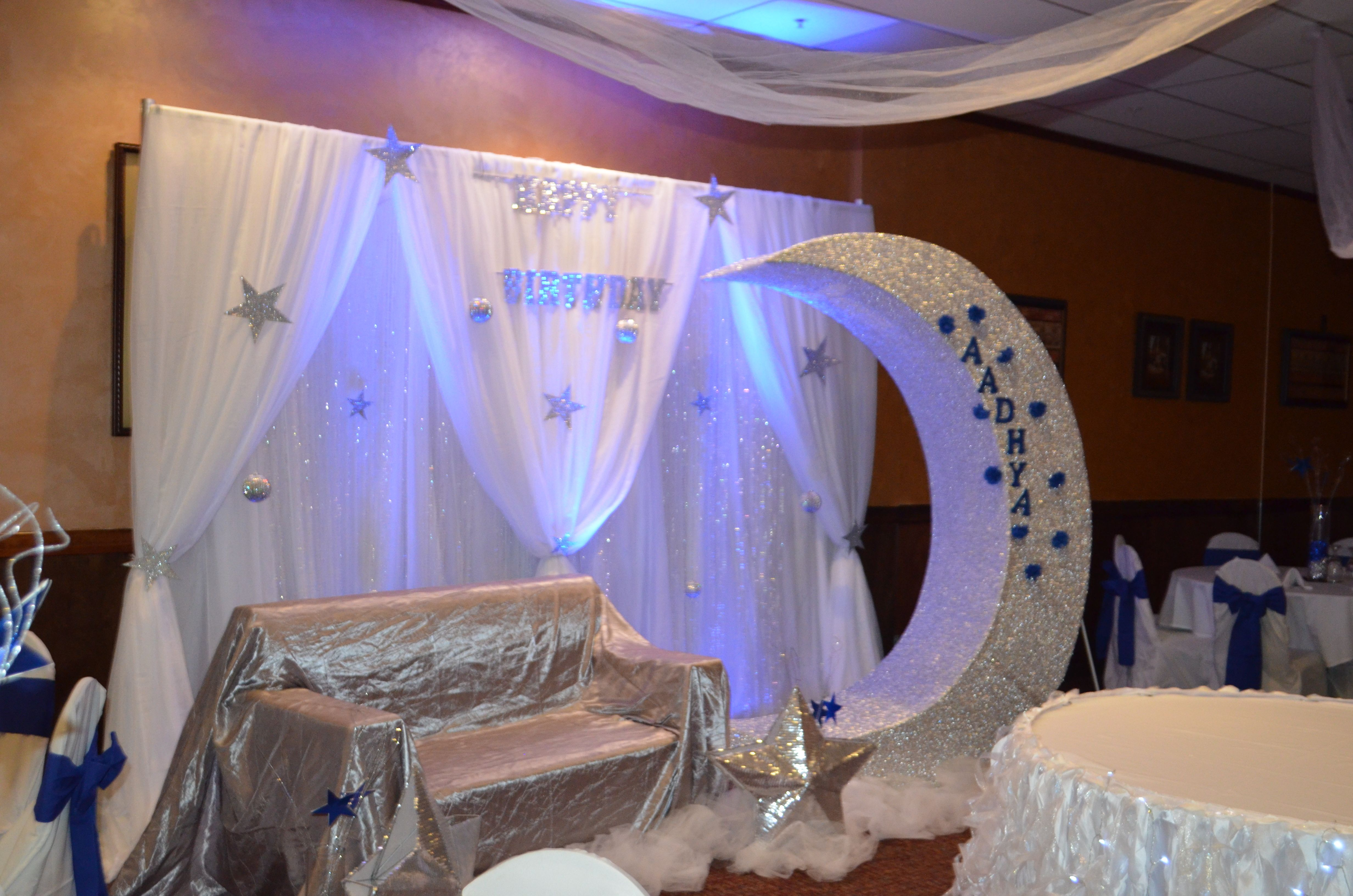 1st Birthday Decorations Taste Of India Amherst NY