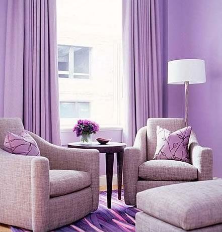 The Washington Post Purple Living Room Lavender Living Room Pastel Home Decor